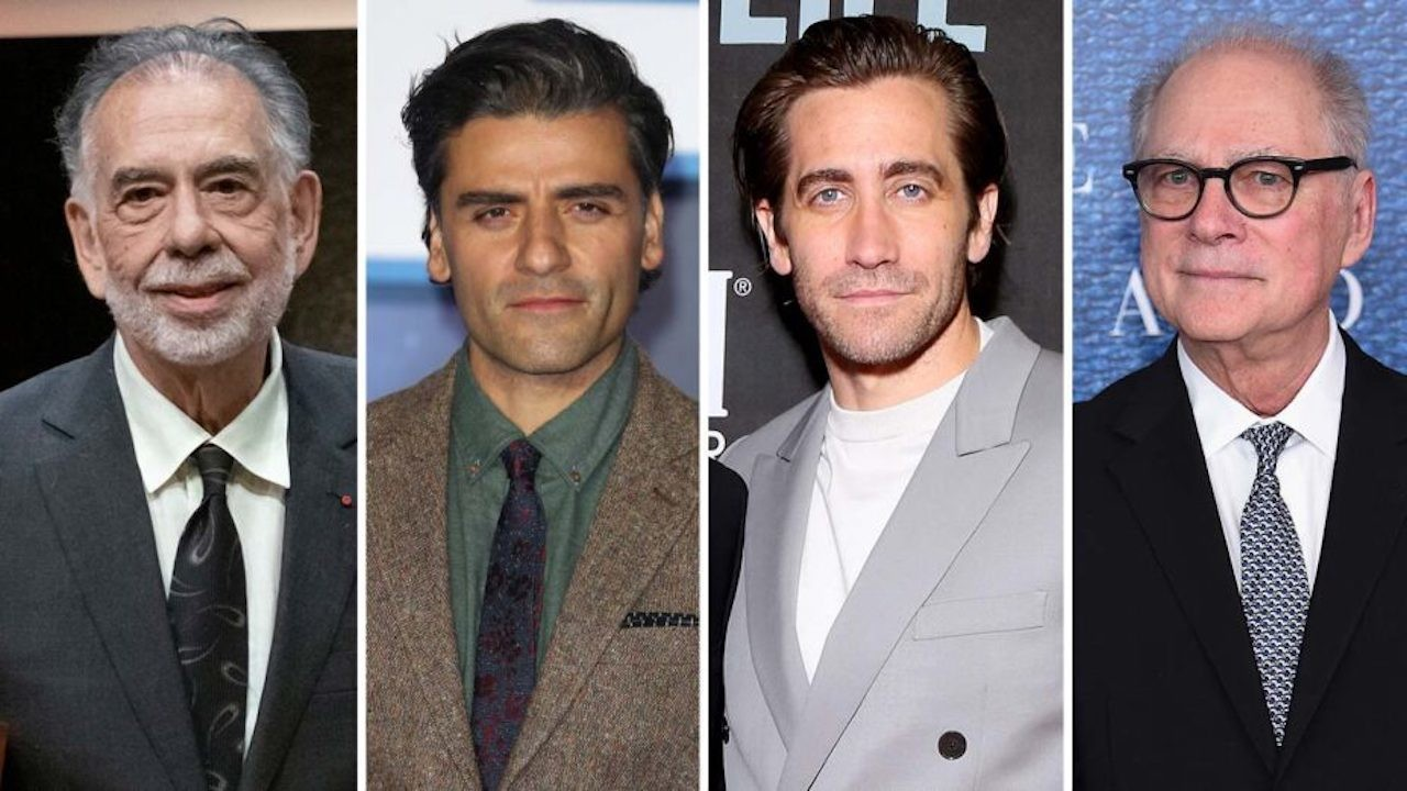 Oscar Isaac Set to Play Francis Ford Coppola in 'Francis And The Godfather' | THR News
