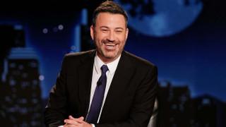 Sacha Baron Cohen's Borat Performs Health Exam, Swaps Pants with Jimmy Kimmel