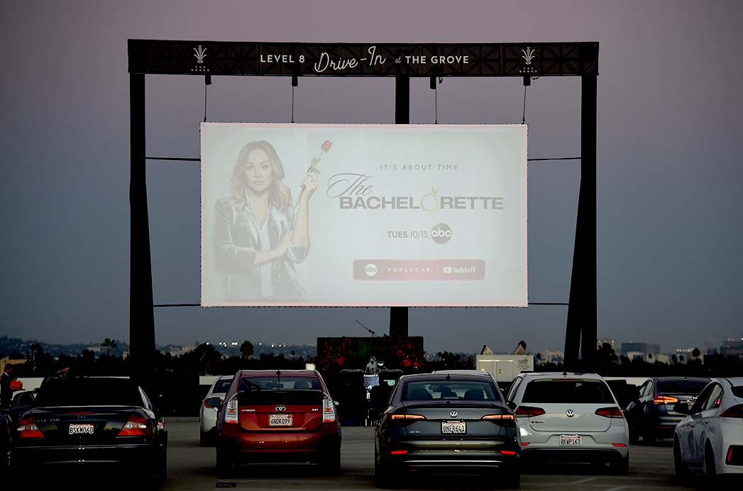 'The Bachelorette' Throws First-Ever Premiere Event With LA Drive-In