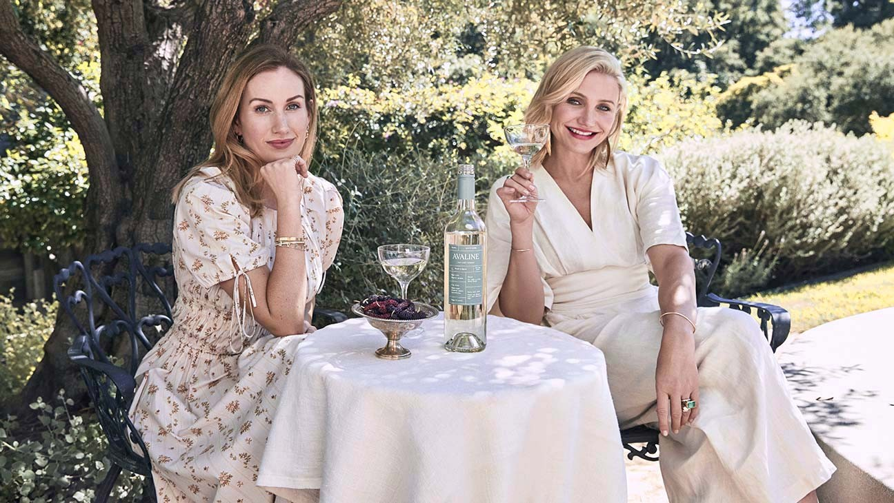 """Cameron Diaz and Katherine Power on Expanding Wine Brand: """"This Is Just the Beginning"""""""