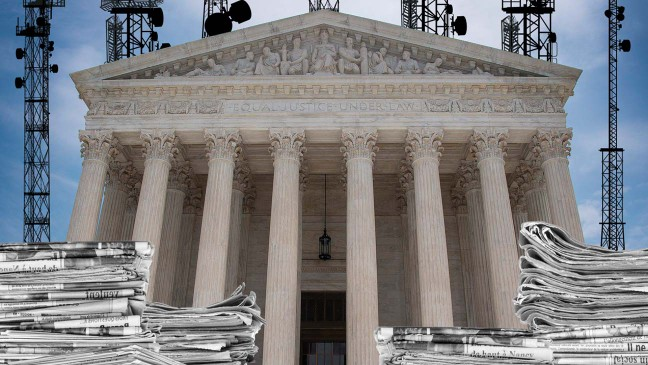 The Supreme Court Will Reshape TV's Megamerger Future