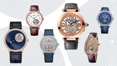 Six Stunning Tourbillon Timepieces for Women