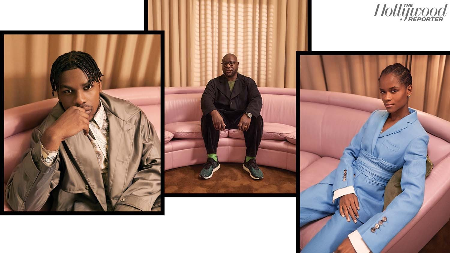 """""""We Are the Pillar of Something New"""": Steve McQueen, John Boyega and Letitia Wright on the Emotional Journey to Spotlight Black British Life in 'Small Axe'"""