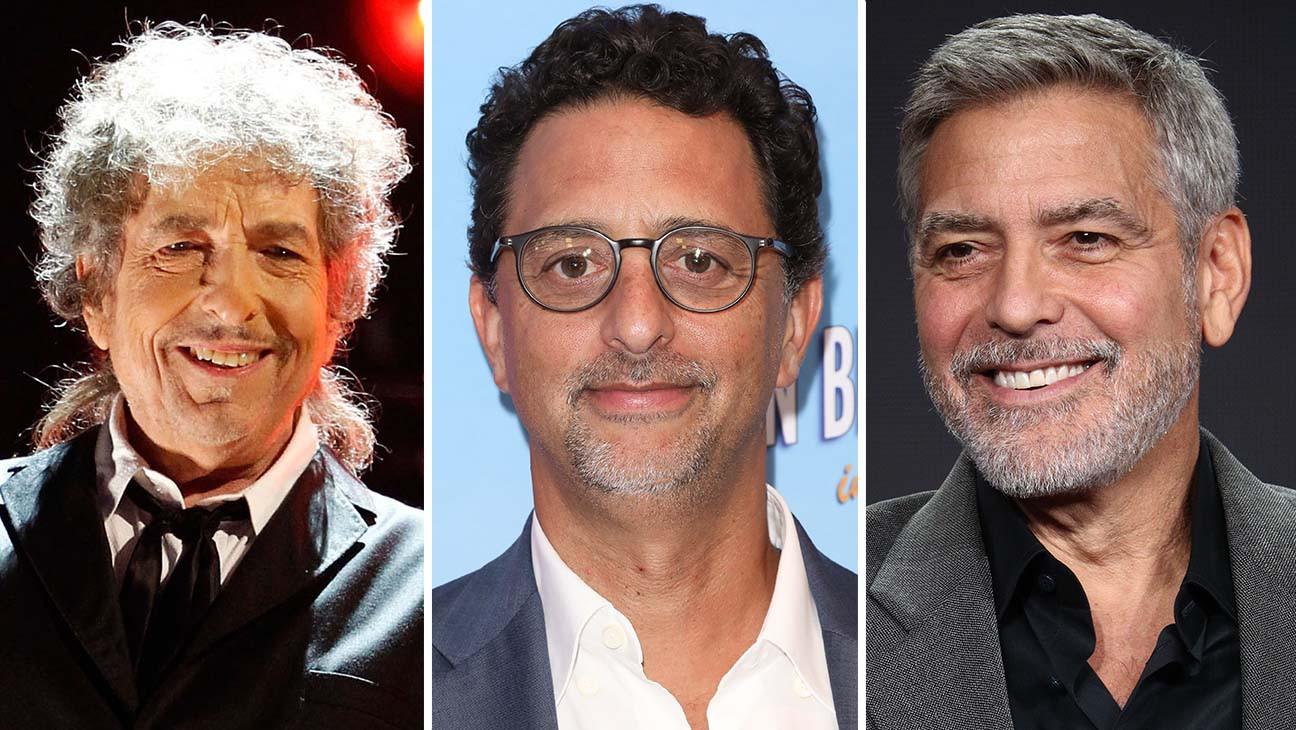 George Clooney, Grant Heslov, Bob Dylan Team to Adapt John Grisham's 'Calico Joe'