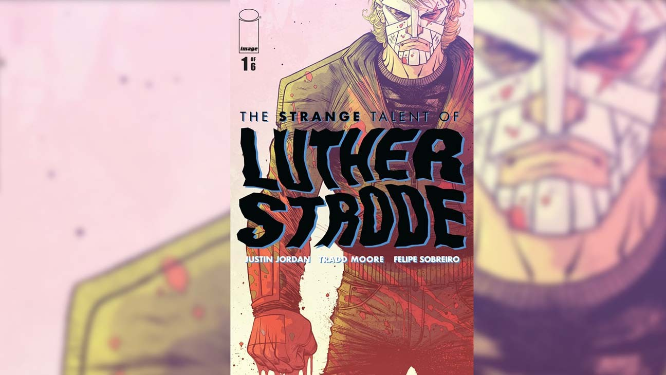 'The Strange Talent of Luther Strode' Movie in the Works (Exclusive)