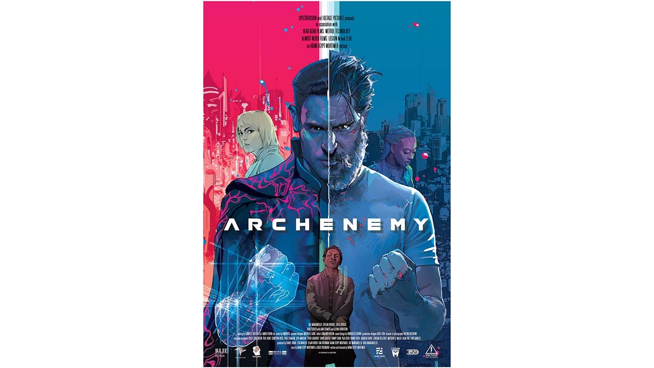 'Archenemy' Trailer Stars Joe Manganiello as Man Claiming to Be Superhero