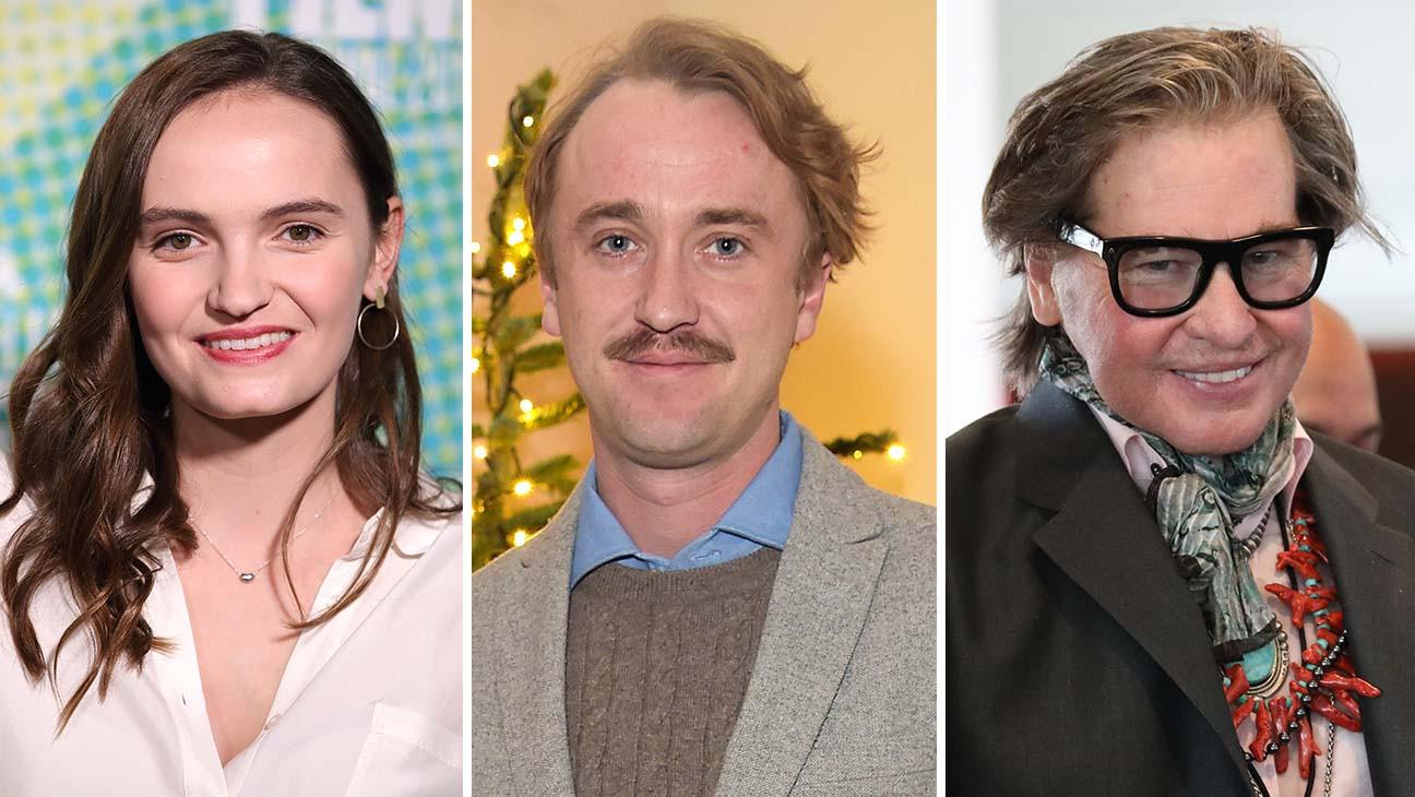Abigail Lawrie, Tom Felton, Val Kilmer Board 'Canyon Del Muerto' Epic Drama
