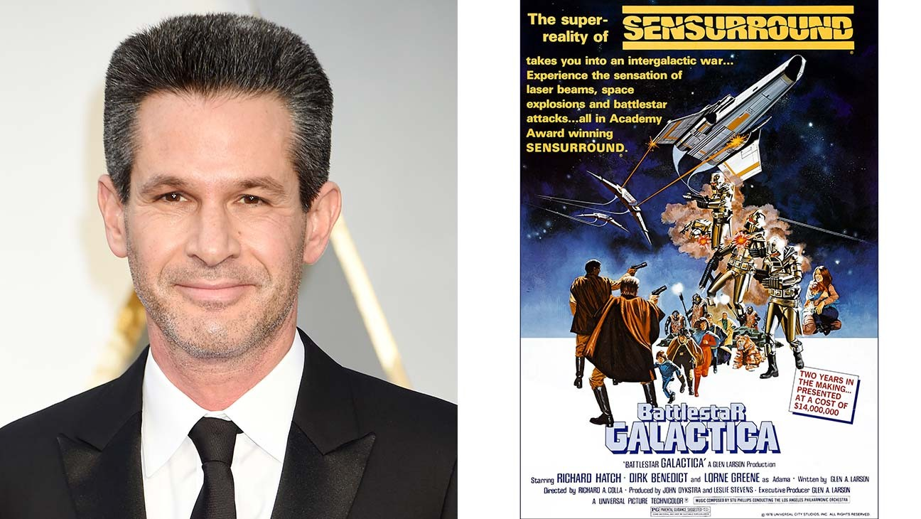 Simon Kinberg to Write, Produce 'Battlestar Galactica' Movie for Universal (Exclusive)