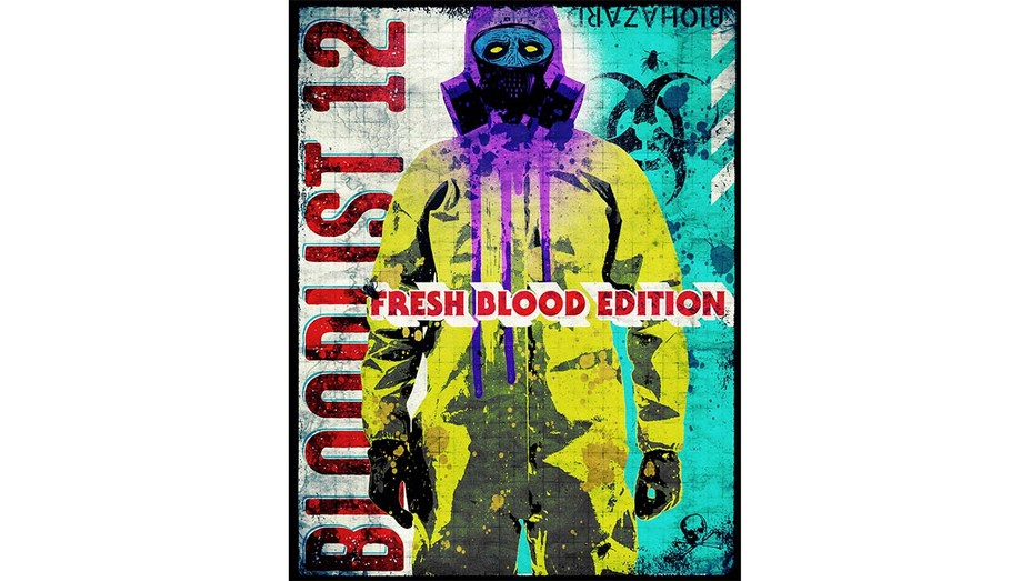 BloodList 12 Fresh Blood Edition