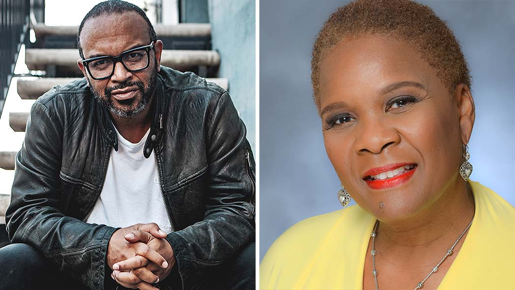 Producer Bobby Smith Jr., Romance Novelist Brenda Jackson Form TV, Film Venture