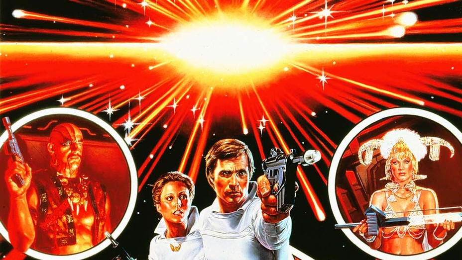 Buck Rogers in the 25th Century - Poster Art