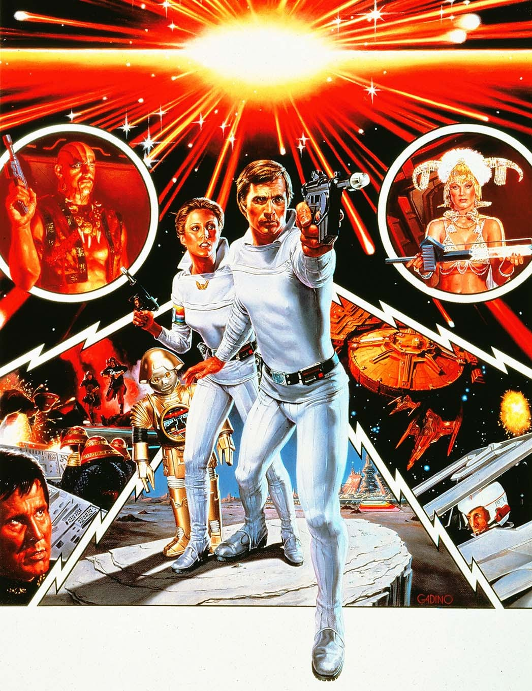 'Buck Rogers': Skydance Developing Competing Movie Based on Pulp Hero