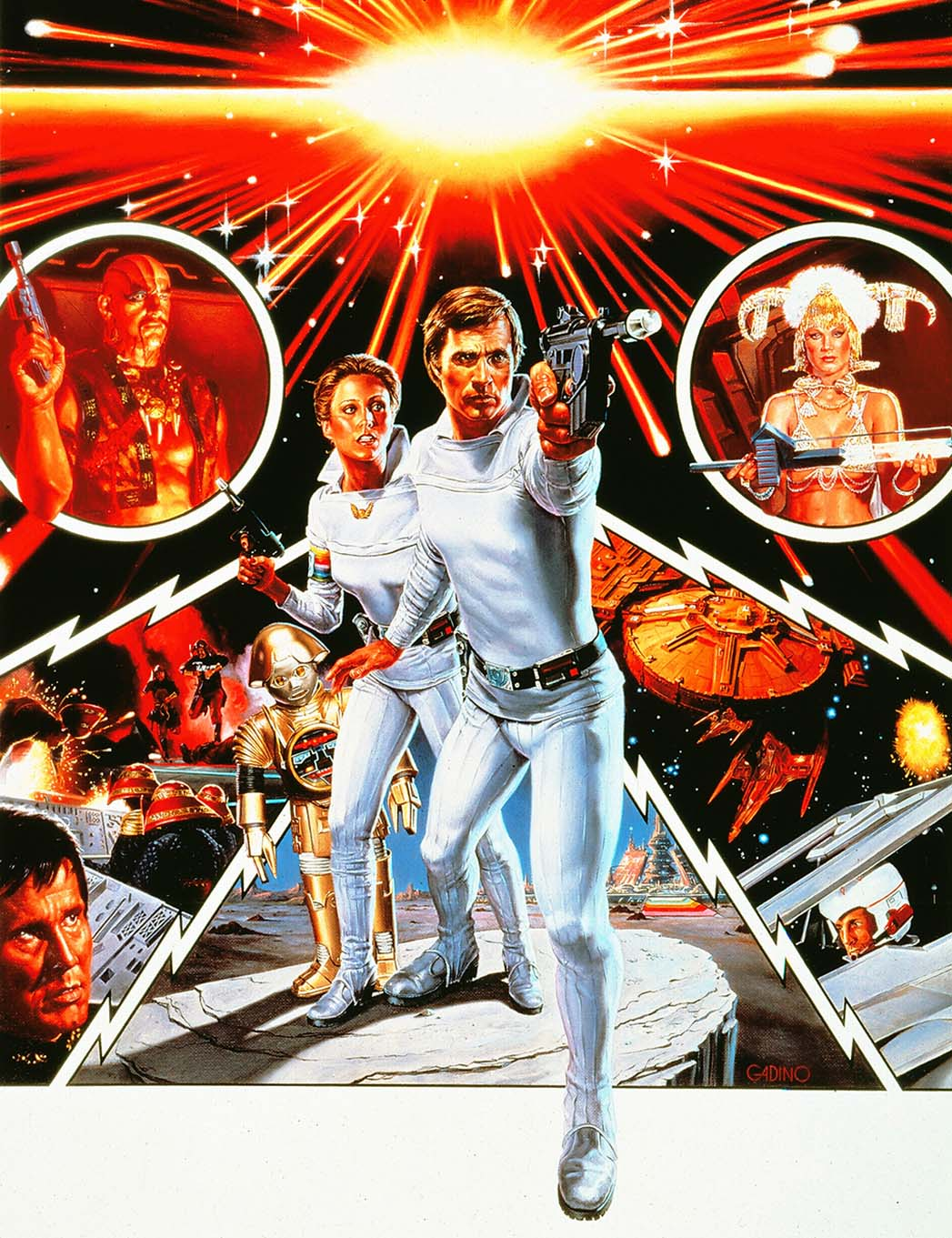 'Buck Rogers' Movie in the Works at Legendary