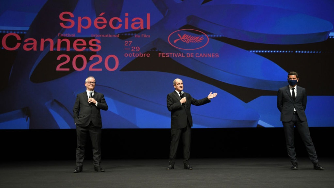 """Cannes Kicks Off Three-Day """"Special Festival"""" Under Strict COVID-19 Rules"""