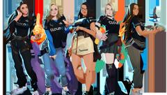 Esports Organization Cloud9 Unveils All-Female Roster