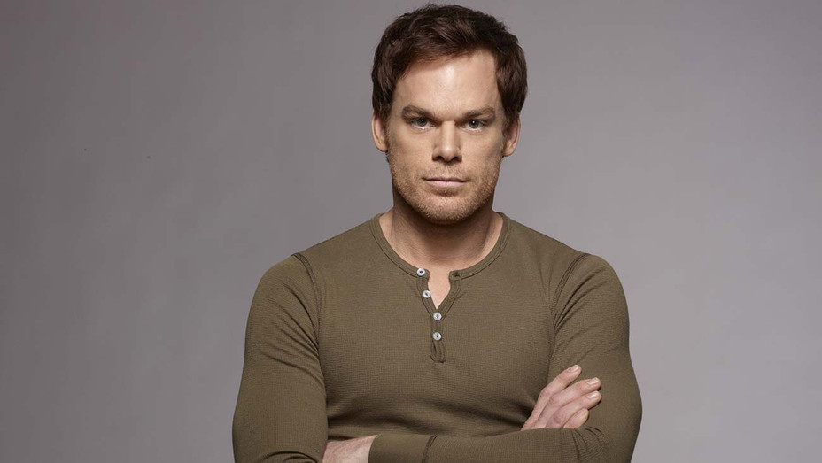 Michael C. Hall as Dexter Morgan in DEXTER