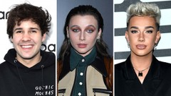 Streamy Awards: David Dobrik, Emma Chamberlain, James Charles Lead Nominations