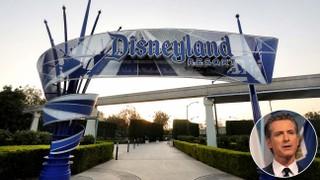Disneyland, Universal Studios Receive Stringent California State Guidelines to Reopen