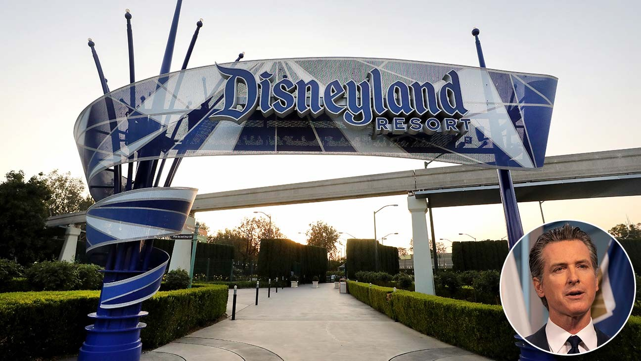 Disneyland, Universal Studios Receive Stringent California State Guidelines to Reopen