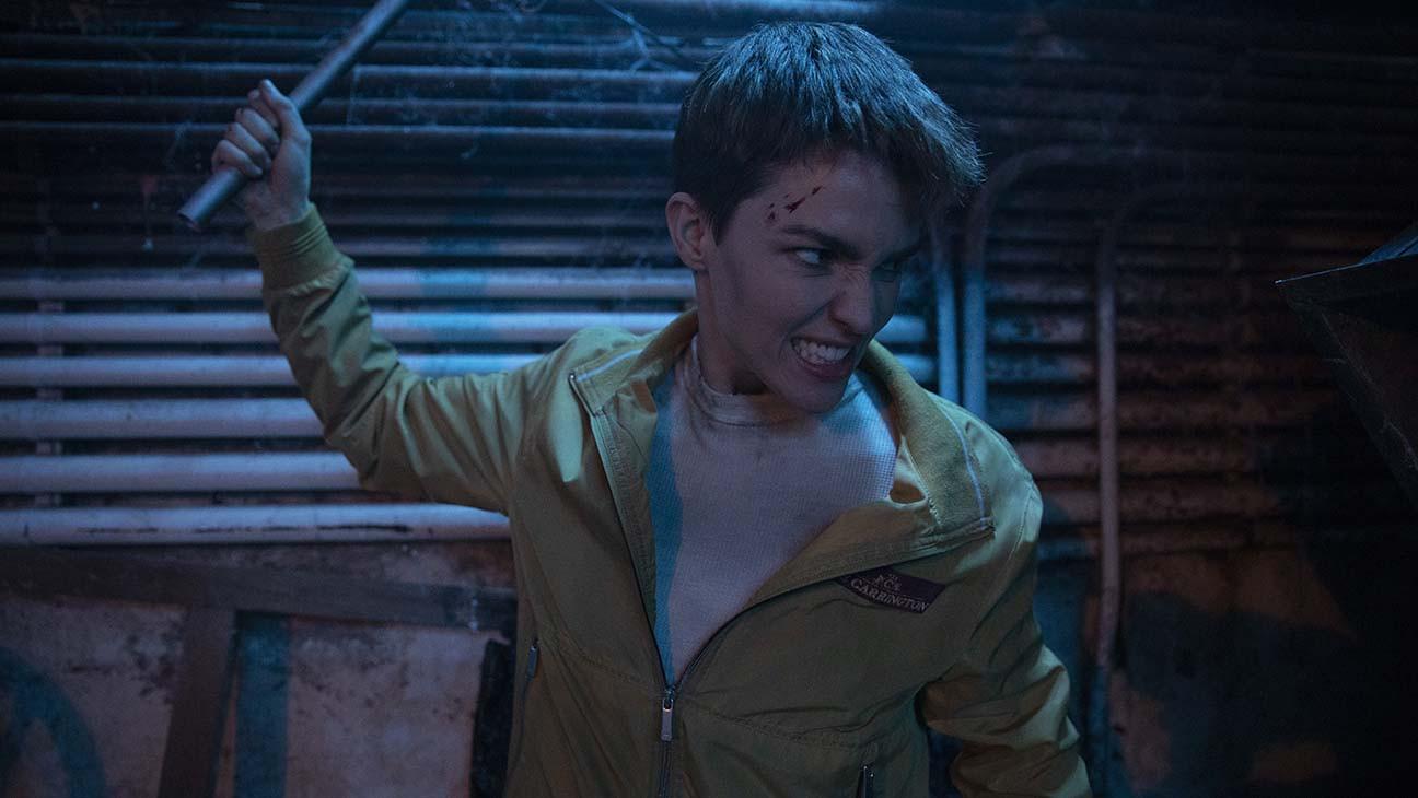 'The Doorman': Film Review