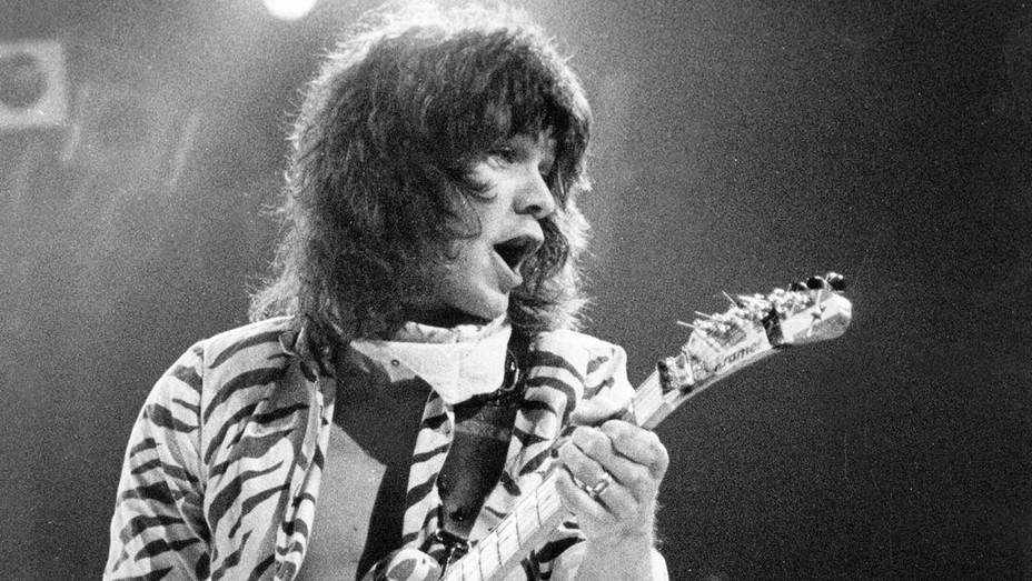 Eddie Van Halen (1980's)