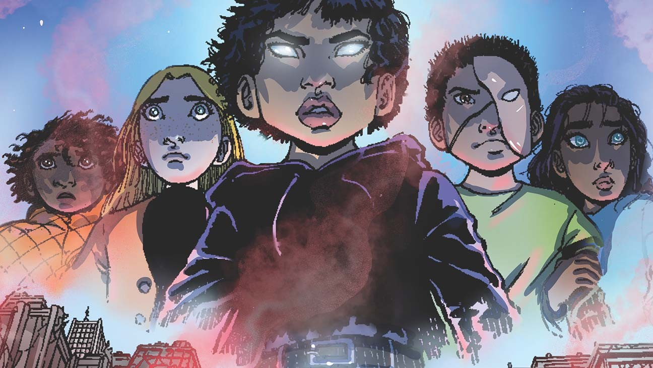 'Foundlings' Comic Explores a Viral Threat to U.S.