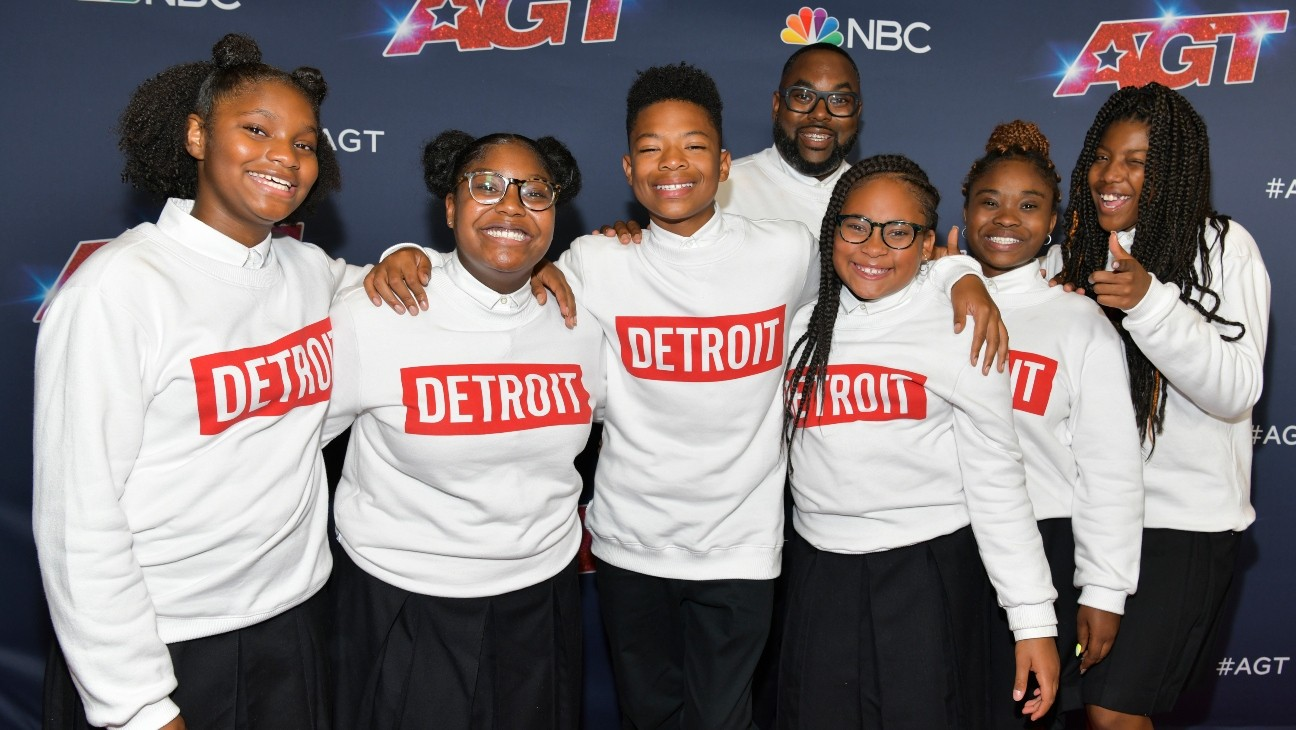 Blumhouse Developing Drama, Unscripted Show About 'AGT' Breakout Detroit Youth Choir