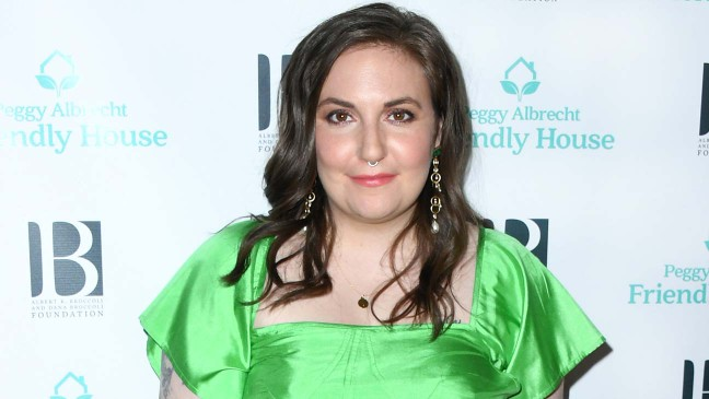 "Lena Dunham on the ""Magical Things"" She's Experienced Since Getting Sober"