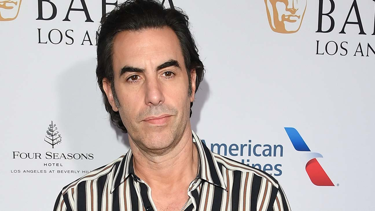 "Sacha Baron Cohen Responds to Criticism From Trump: ""I Don't Find You Funny Either"""