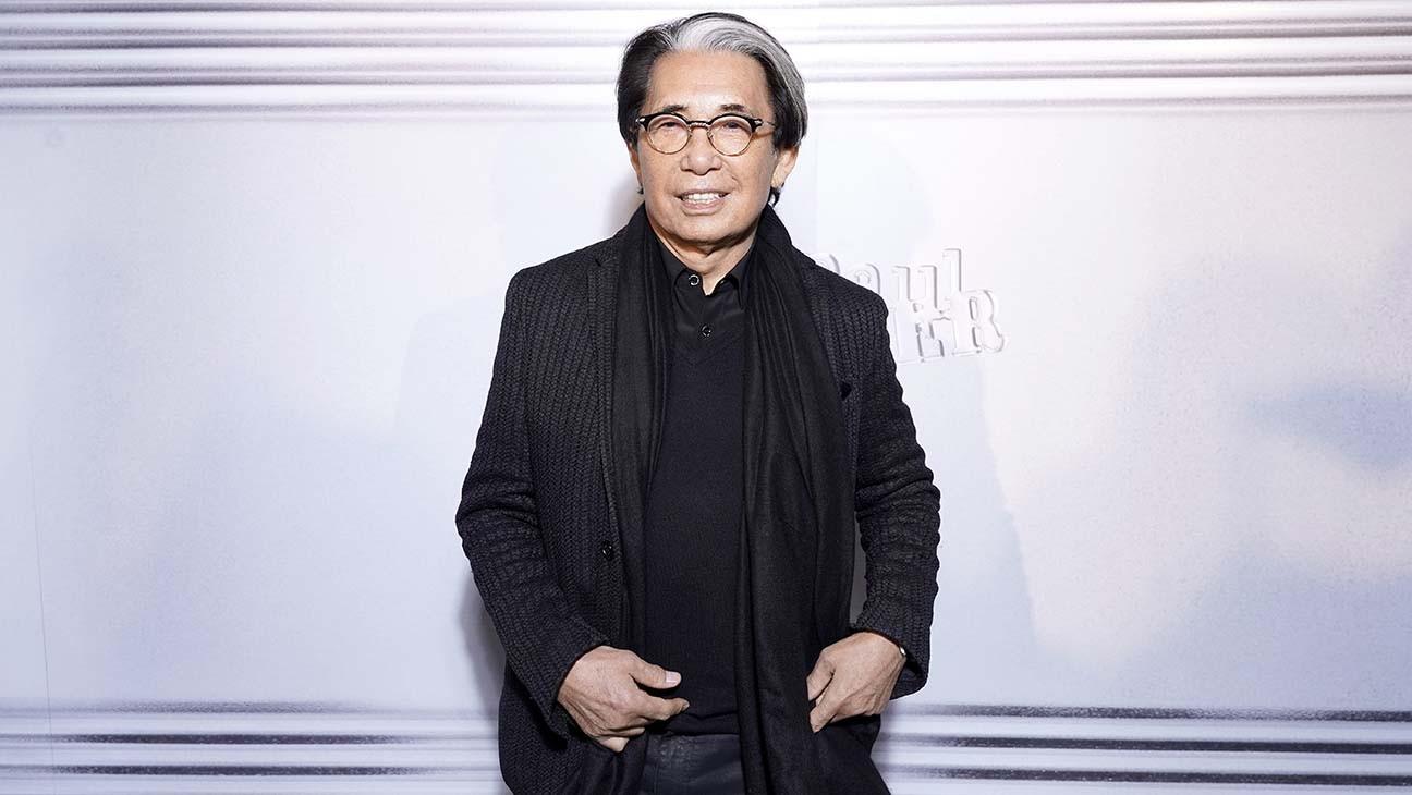 Kenzo Takada, Iconic Franco-Japanese Fashion Designer, Dies From COVID-19 at 81