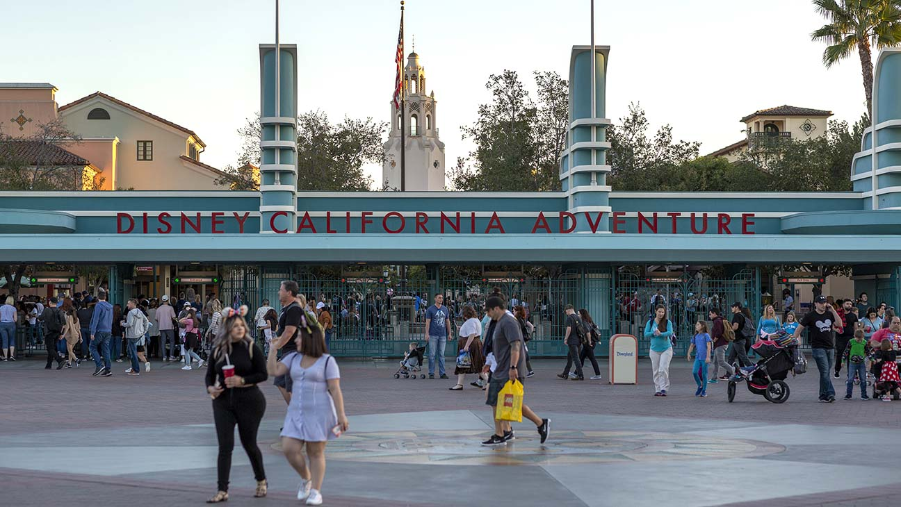 Disneyland to Recall Hundreds of Furloughed Workers as Portion of California Adventure Reopens