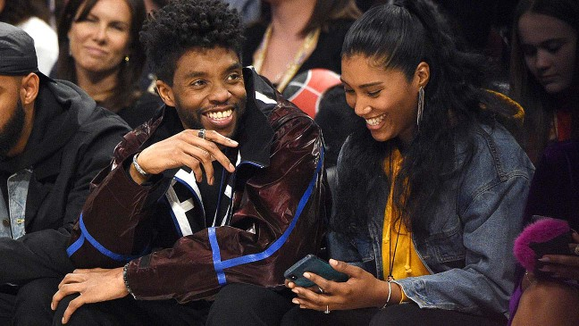 Chadwick Boseman's Wife Files Probate Petition in Absence of a Will