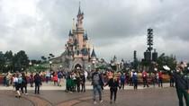 Disneyland Paris to Close Amid French Lockdown