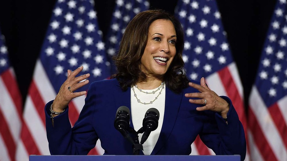 Kamala Harris Books Surge In Popularity After Election Hollywood Reporter