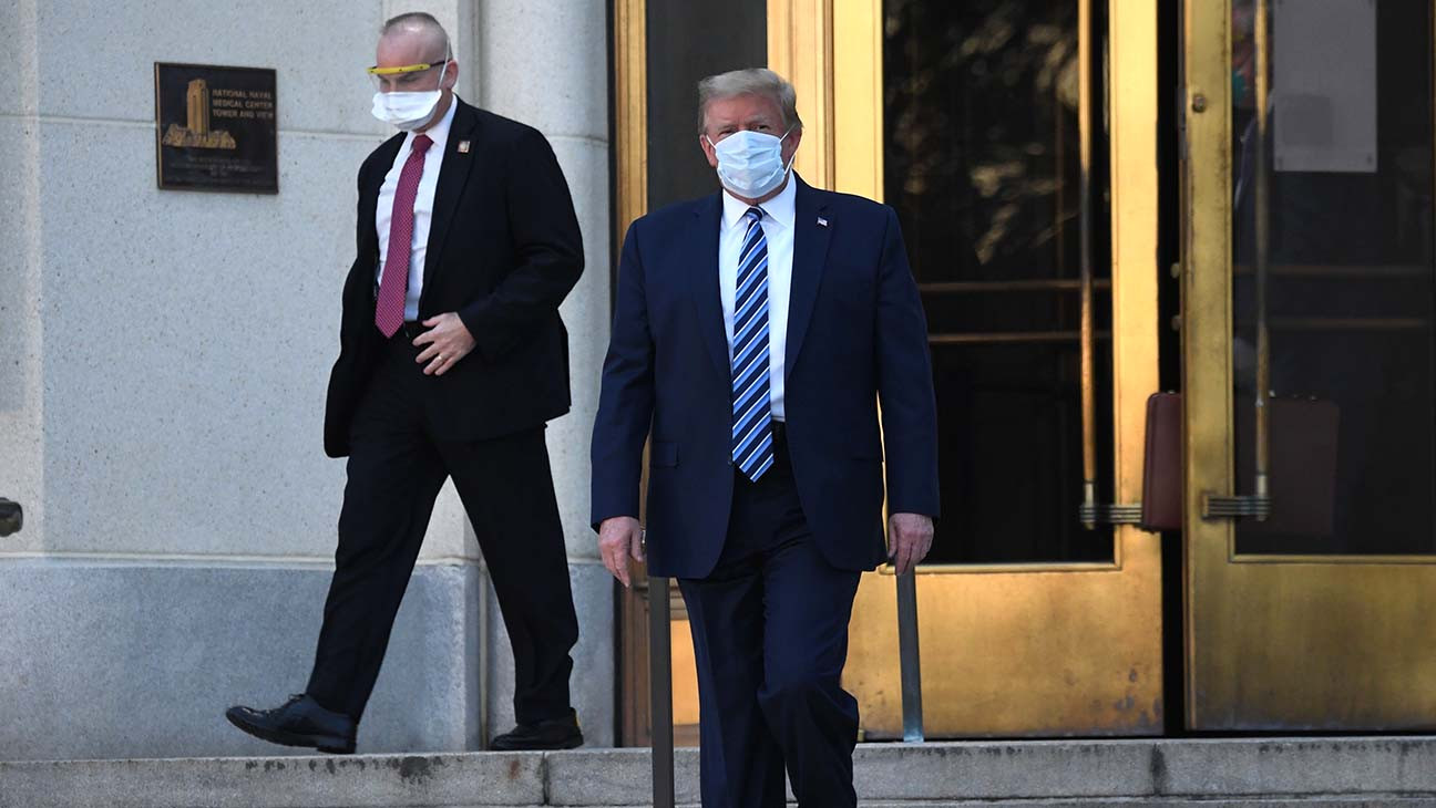 Trump Leaves Hospital, Will Continue Recovery at White House