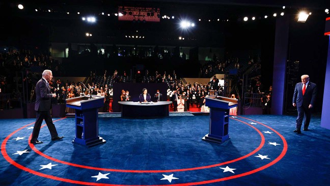 TV Ratings: Final Debate Draws Smaller Audience