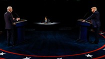 Critic's Notebook: Biden Holds Steady, Trump Tones It Down in Final Presidential Debate