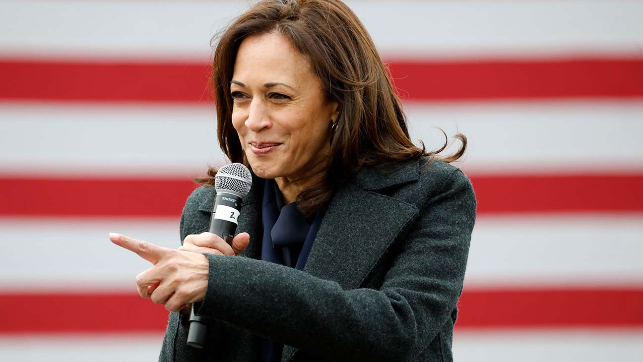 'Vogue' to Publish Formal Kamala Harris Cover for Inauguration Day