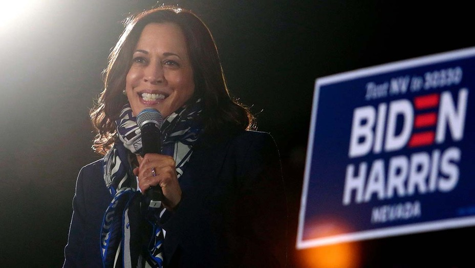 Madam Vice President Is No Longer A Fictional Character Hollywood Stars Congratulate Kamala Harris Hollywood Reporter