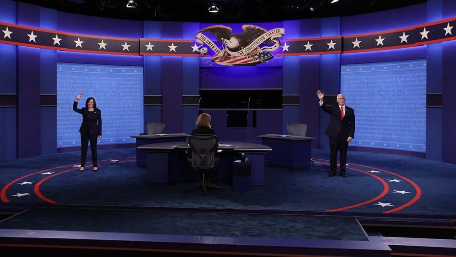 Mike Pence Kamala Harris Vice Presidential Debate