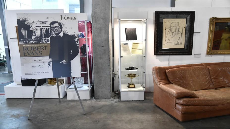 Julien's Auctions Robert Evans - Getty - H 2020