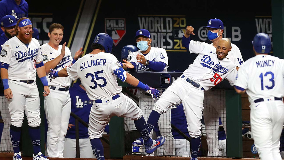 World Series - Tampa Bay Rays v Los Angeles Dodgers