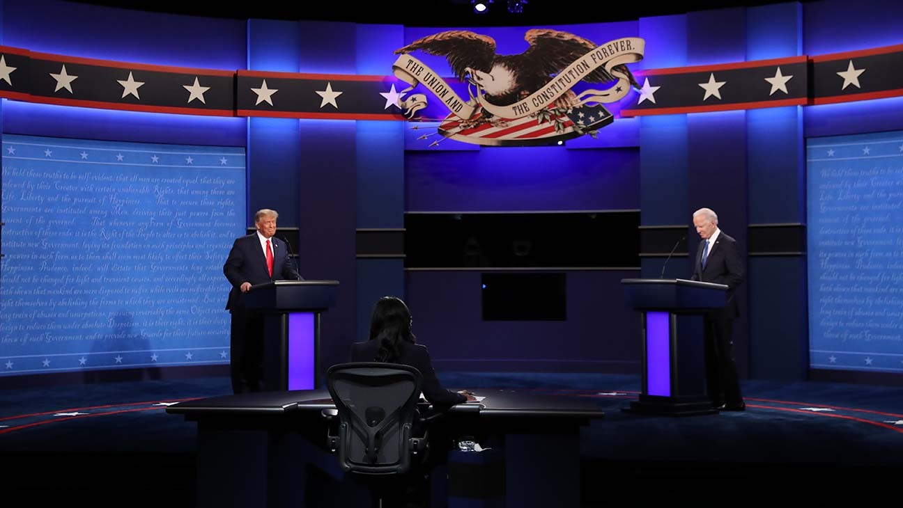 Final Debate: Trump and Biden Go After Each Other Over Coronavirus Response