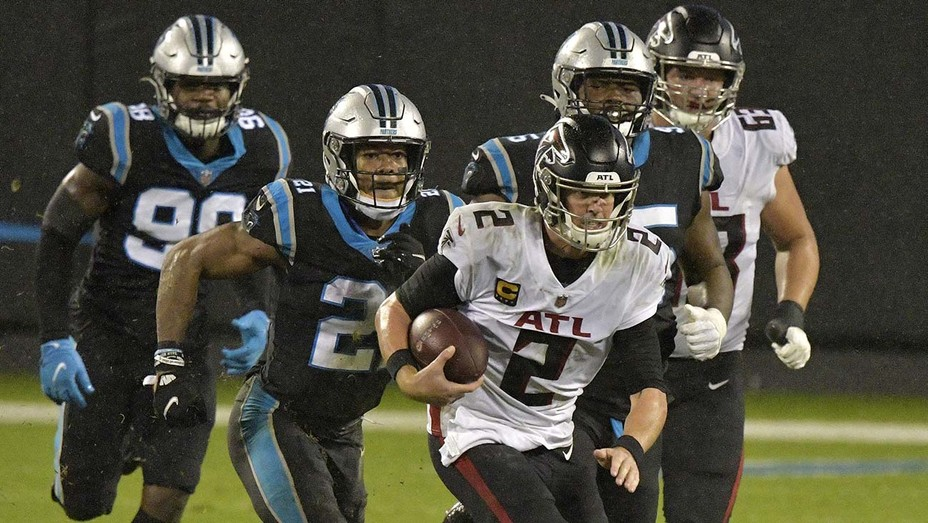 Atlanta Falcons v Carolina Panthers October 29, 2020 Game