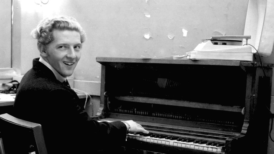 Singer and Pianist Jerry Lee Lewis