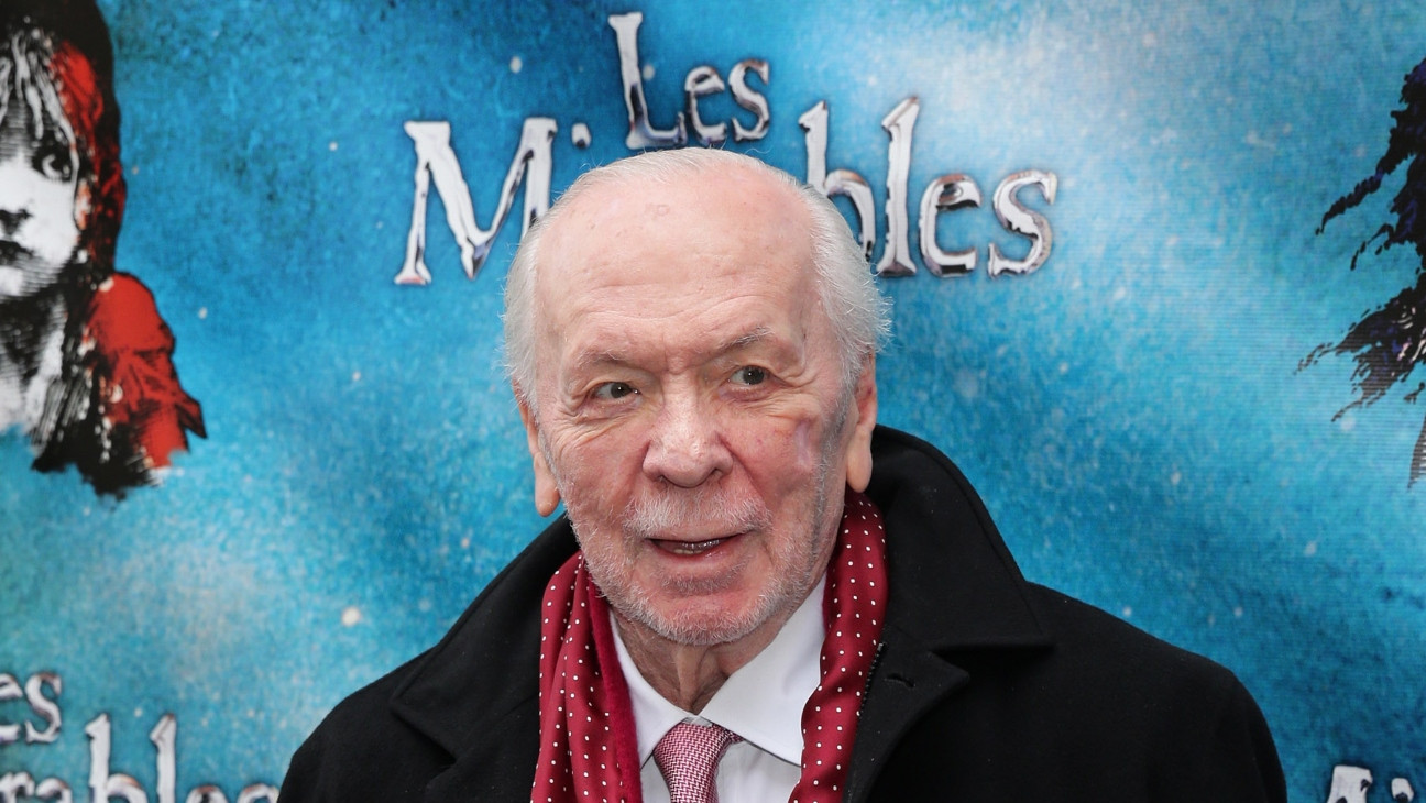 Herbert Kretzmer, Lyricist of 'Les Miserables,' Dies at 95