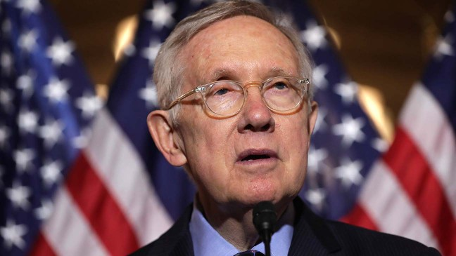 'Awards Chatter' Podcast — Sen. Harry Reid ('The New West and the Politics of the Environment')