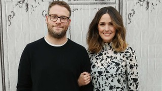 Seth Rogen, Rose Byrne to Star in Apple Comedy