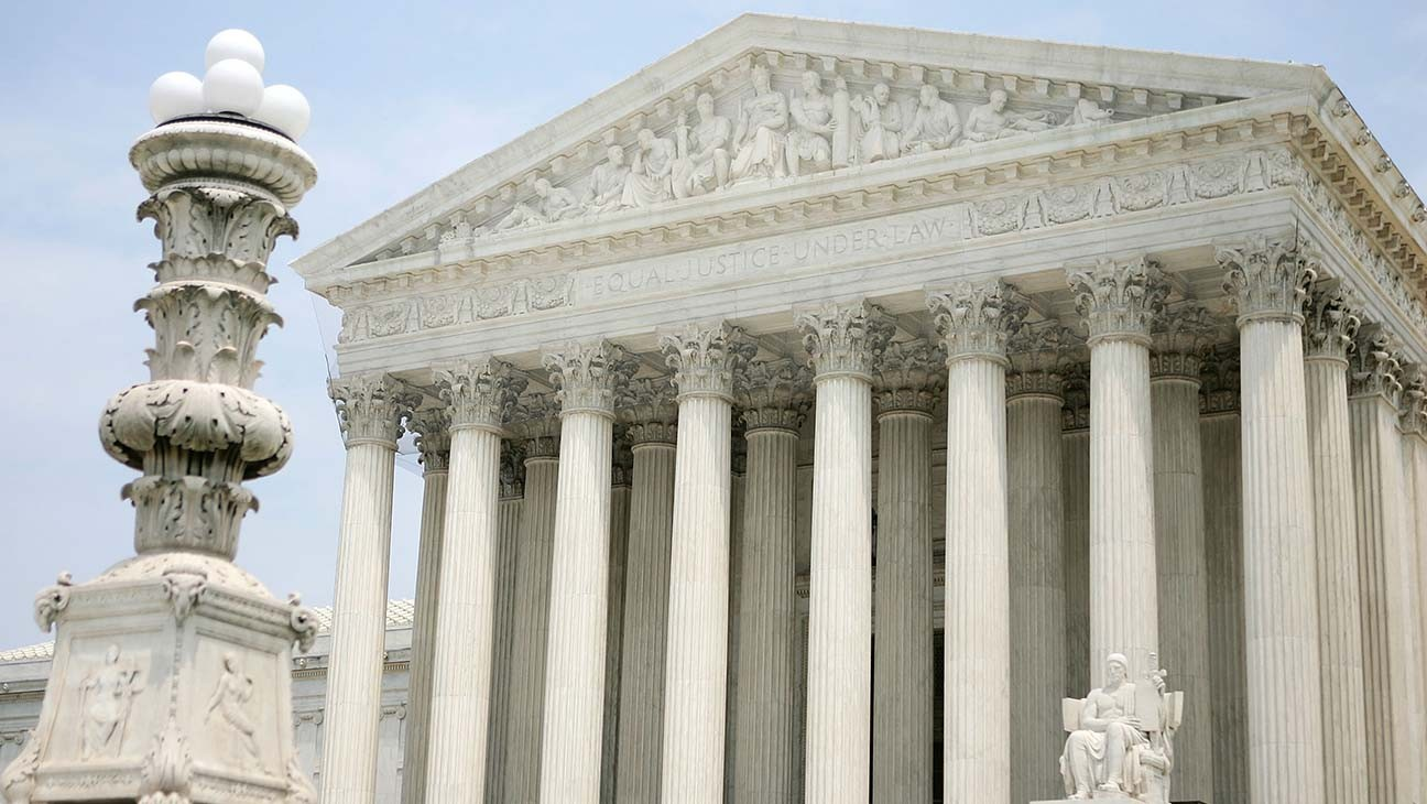 The Supreme Court's Copyright Case