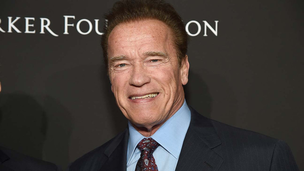 www.hollywoodreporter.com: Arnold Schwarzenegger Celebrates Mars Helicopter With Some Classic Lines